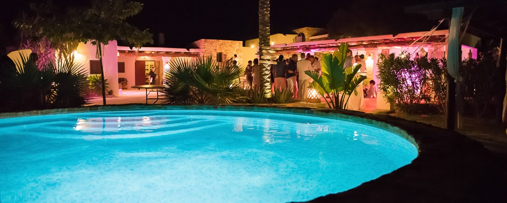Villa Cala Vadella Ibiza huren
