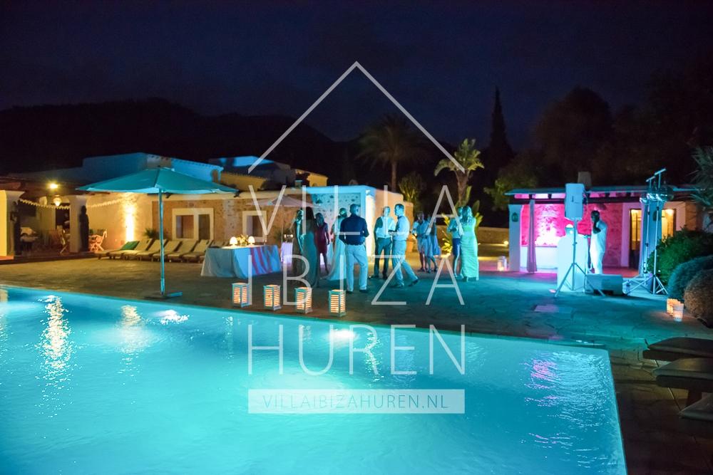 Villa San Lorenzo Ibiza huren