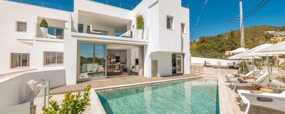 Hedendaags Huur een huis, villa of finca voor je vakantie op Ibiza bij Villa NI-59